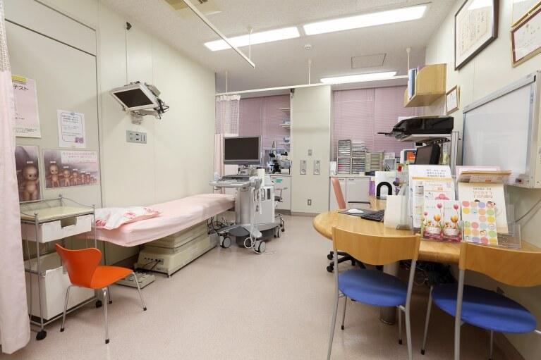 診療室・検査室